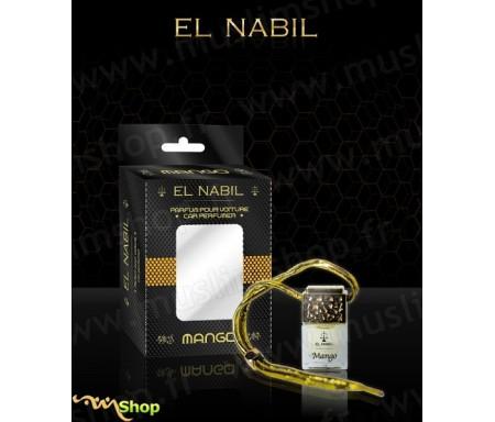 Parfum pour voiture El Nabil - Mango 6ml