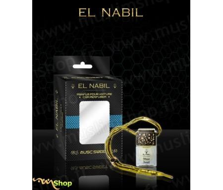 Parfum El Nabil pour voiture - Musc Sweet 6ml