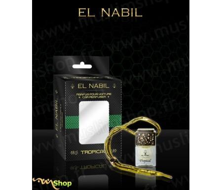 Parfum El Nabil pour voiture - Tropical 6ml