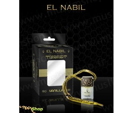 Parfum El Nabil pour voiture - Vanilla 6ml