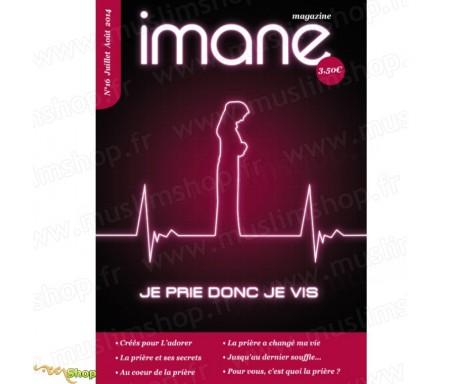 IMANE Magazine numéro 16 (Juillet-Aout 2014)