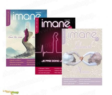 Pack 3 Magazines Imane