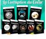 """Pack 8 livres """"La corruption du Coeur"""""""