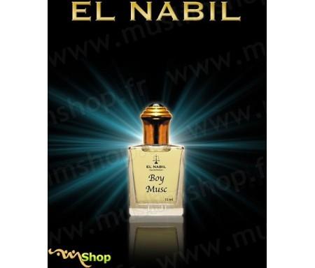 "Parfum El Nabil ""Boy Musc"" 15ml"