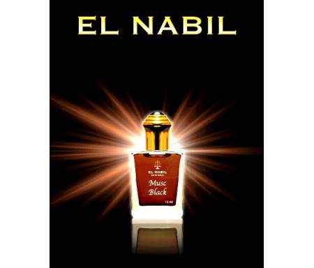 "Parfum El Nabil ""Musc Black"" 15ml"