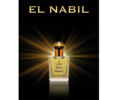 "Parfum El Nabil ""Musc Sham's"" 15ml"