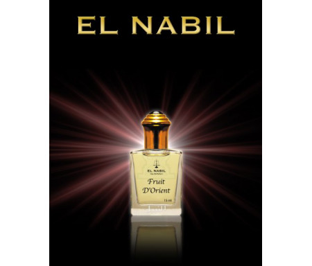 """Parfum El Nabil """"Fruit d'orient"""" 15ml"""