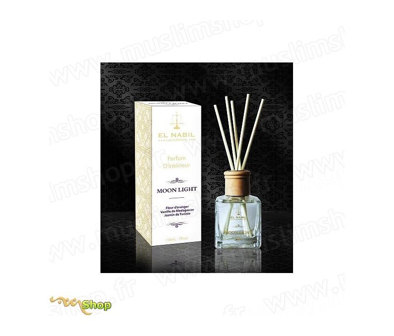 parfum d 39 int rieur el nabil moon light parfum d. Black Bedroom Furniture Sets. Home Design Ideas