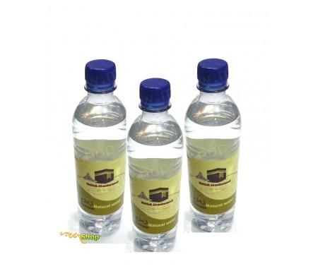 """Pack de 3 bouteilles d'Eau de ZamZam """"Makkah Al-Mukarramah""""- 500ml"""