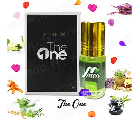"Parfum Musc MEA ""The One"" 3ml"