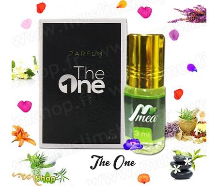 "Parfum Musc MEA ""The One"" 3ml"