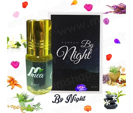 "Parfum Musc MEA ""By Night"" 3ml"