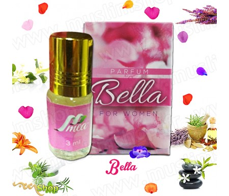 "Parfum Musc MEA ""Bella For women"" 3ml"