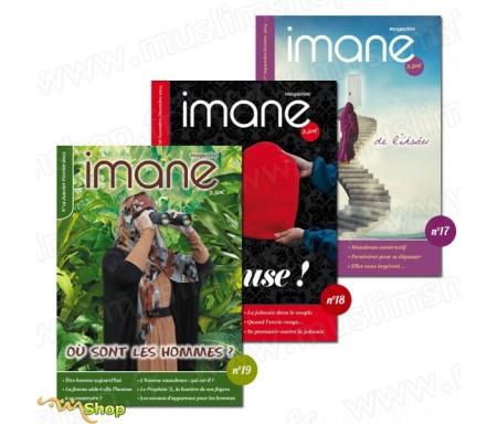 Pack Magazines Imane n°17 à 19