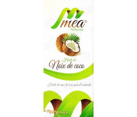 Huile de noix de coco pure et naturelle (MEA) 60ml)