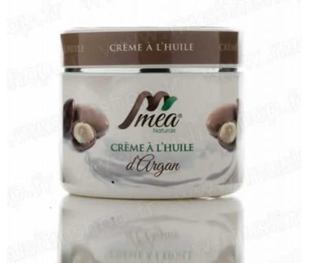 Crème à l'huile d'Argan hydratante et regénérante (MEA) - 50ml