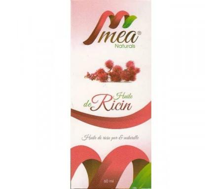 Huile de Ricin pure et naturelle (MEA) - 60ml