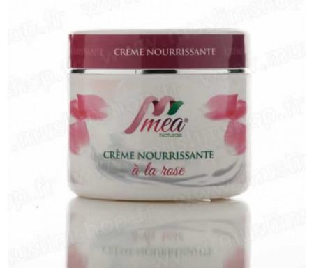 Crème nourrissante à la rose (MEA) - 50ml