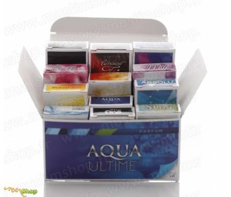 "Pack de 12 Parfums Musc ""Aqua Ultime"" MEA"