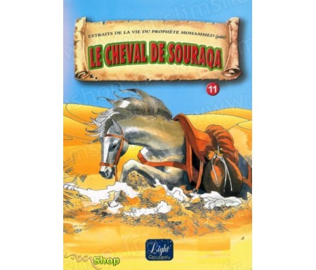 Le cheval de Souraqa n°11