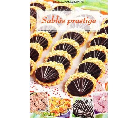 Sablés prestige