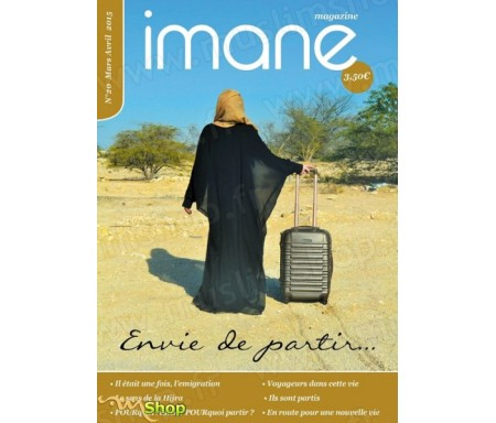 Magazine Imane N°20 (Mars -Avril 2015)