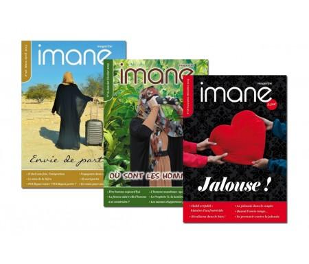 Pack Magazines Imane n°18 à 20
