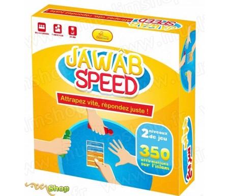 Jawab Speed - Attrapez vite, répondez juste (jeu de société)