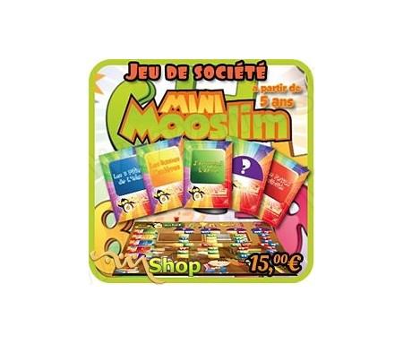 Jeux de société Mini-Mooslim