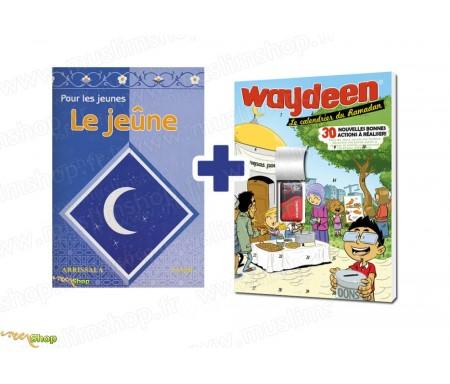 "Pack ""Le Jeûne"" + Calendrier du Ramadan Waydeen 2017"