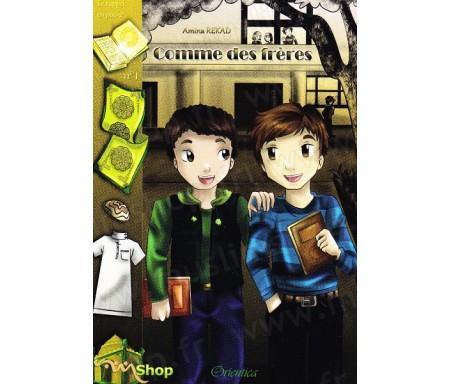 Le Rappel en poche N°1- Comme des frères