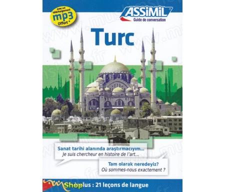 Guide de conversation Turc