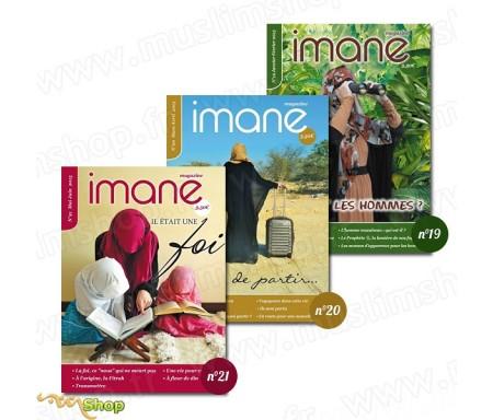 Pack Magazines Imane n°19 à 21