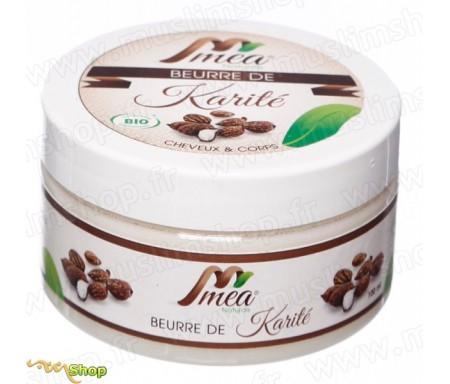 MEA - Crème Beurre de Karité - Cheveux et corps