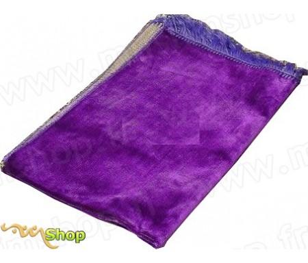 Tapis de Prière Velours couleur uni - Violet Magenta