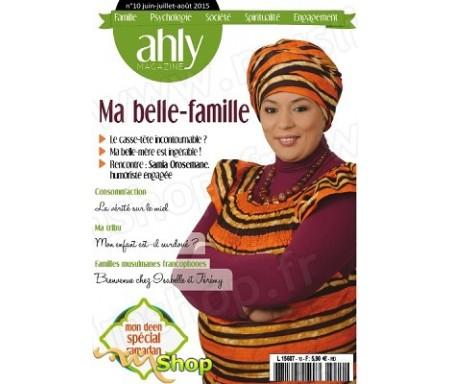 Ahly Magazine N°10 - Juin 2015