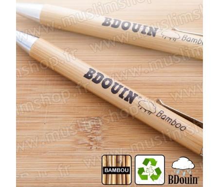 """Stylo en Bambou """"Bamboo"""" - Bdouin"""