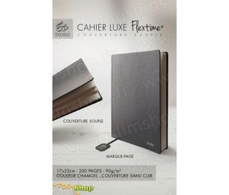 Cahier Luxe Flextime (2 Coloris) - 200 pages
