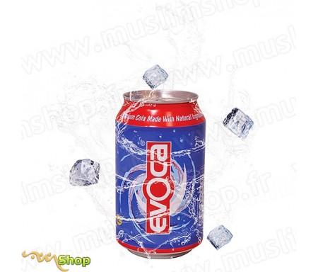 Evoca Cola - Eau minérale Naturelle Gazeuze à l'extrait de graine de nigelle