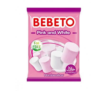 Bebeto - Marshmallow Pink & White (sachet de 60g)