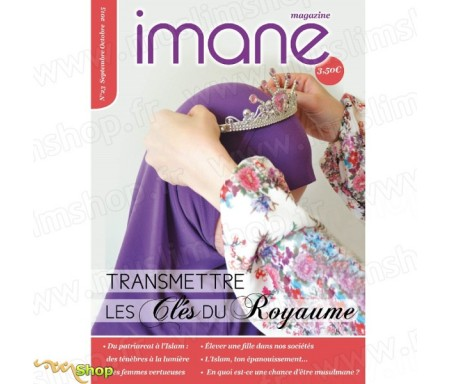 Imane Magazine N°23 (Sept-Octobre 2015)