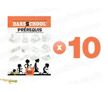 Pack 10 DARSSCHOOL - Livret Prérequis