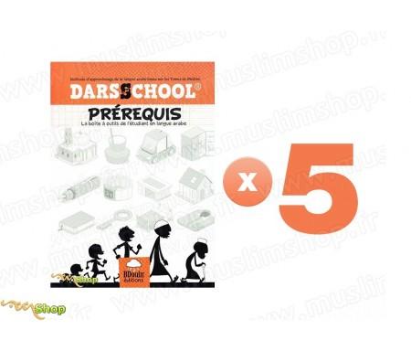 Pack 5 Darsschool - Livret prérequis