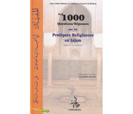 Les 1000 questions/réponses sur les Pratiques religieuses en Islam