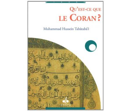 Qu'est-ce que le Coran ?