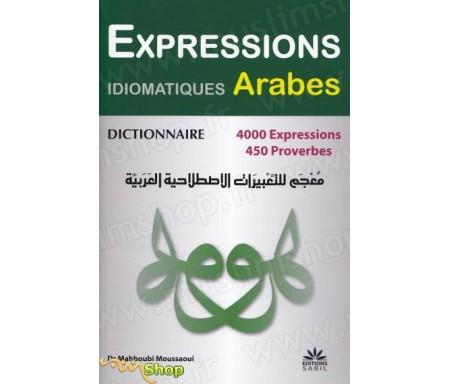Dictionnaire des Expressions Idiomatiques Arabes