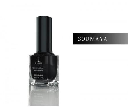 Vernis à ongles perméables Soumaya - El Nabil