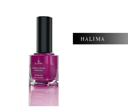 Vernis à ongles perméables Halima - El Nabil