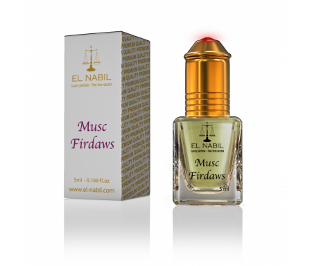 El Nabil - Parfum Musc Firdaws 5ml