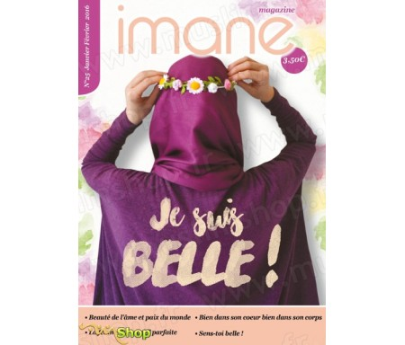 Imane Magazine N°25 (Janvier - Février 2016)